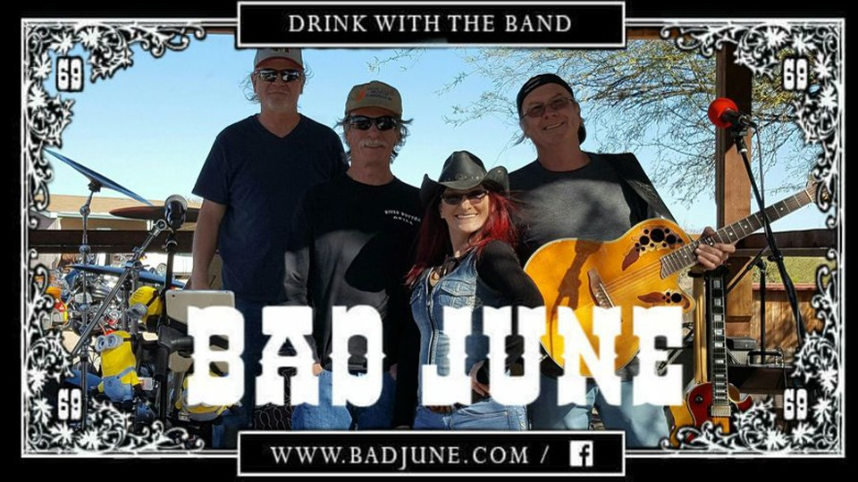 Bad June Band - Live Music in Glendale - Kimmyz on Greenway
