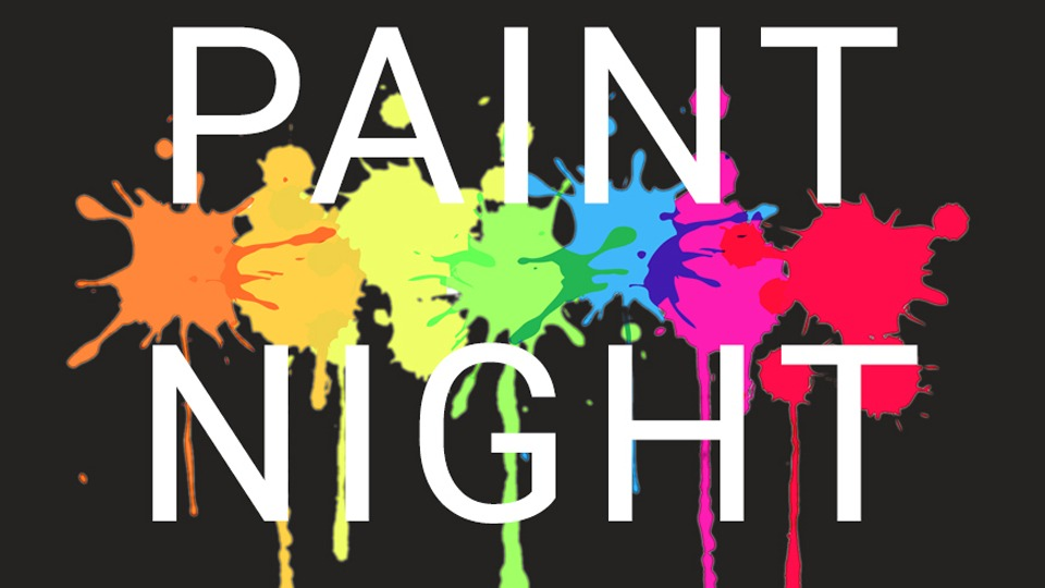 Paint Night in Glendale - Events in Glendale - Kimmyz on Greenway
