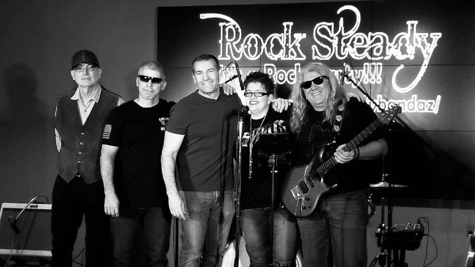 Rock Steady Band - Live Music in Glendale - Kimmyz on Greenway