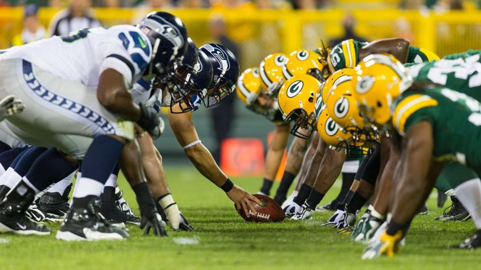 Seahawks vs Packers - NLF Package in Glendale - Kimmyz on Greenway