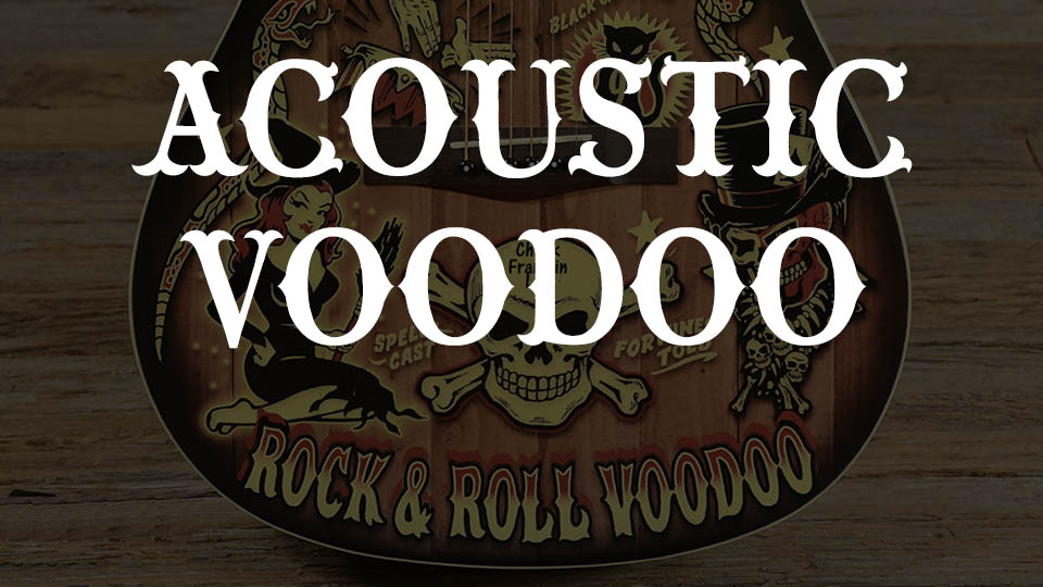 Acoustic Voodoo Band - Live Music in Glendale - Kimmyz on Greenway