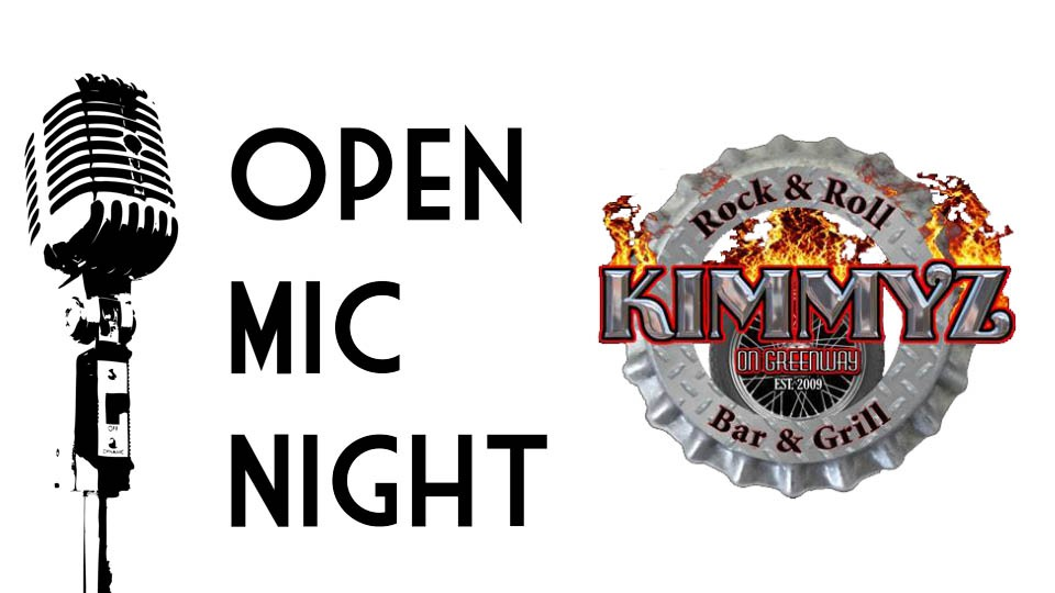 Best Open Mic Night in Glendale at Kimmyz on Greenway