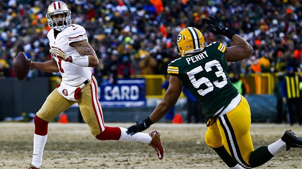 49er's vs Packers - NFL Package in Glendale - NFL Sunday Ticket Games in October - Kimmyz on Greenway - Image credit EPA