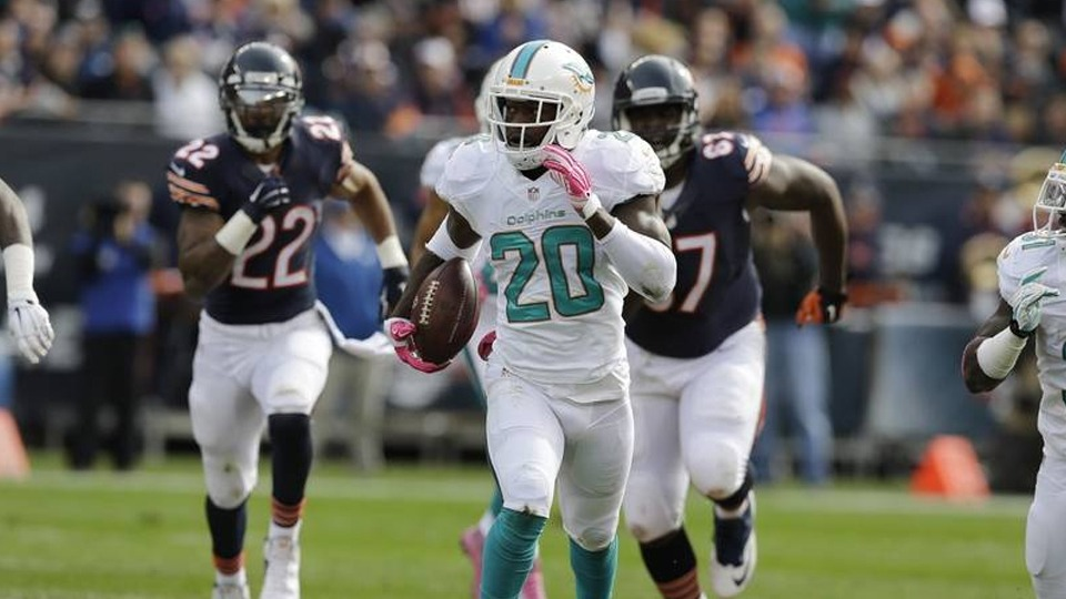 Bears vs Dolphins - NFL Package in Glendale - NFL Sunday Ticket Games in October - Kimmyz on Greenway - Image credit Associated Press