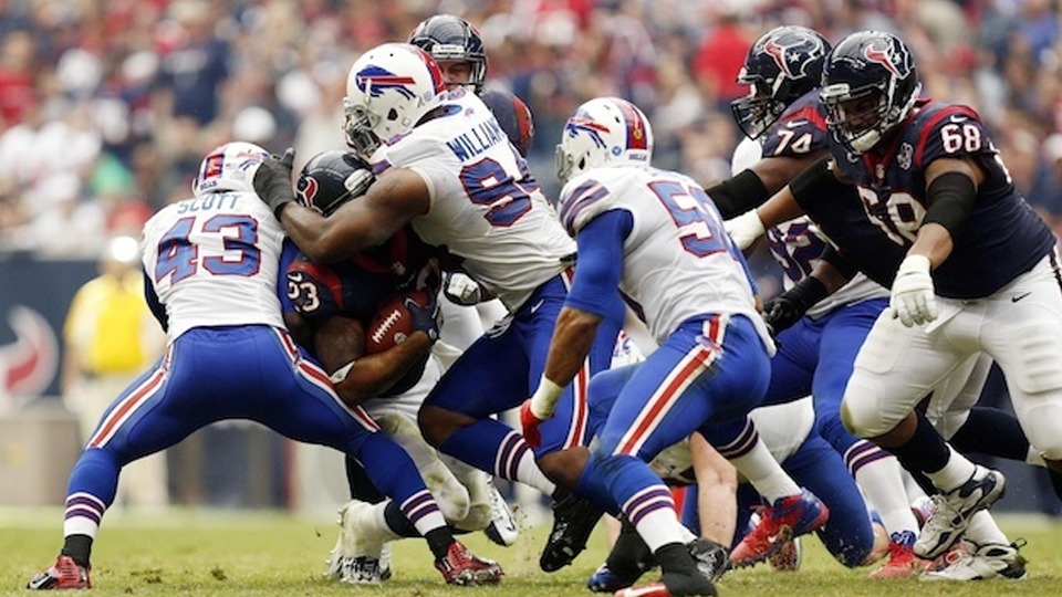 Bills vs Texans - NFL Package in Glendale - NFL Sunday Ticket Games in October - Kimmyz on Greenway - Image credit Rant Sports