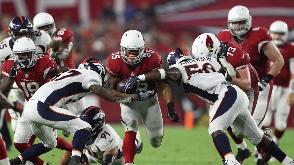 Cardinals vs Broncos - NFL Package in Glendale - NFL Sunday Ticket Games in October - Kimmyz on Greenway - Image credit Getty Images