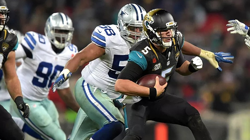 Cowboys vs Jaguars - NFL Package in Glendale - NFL Sunday Ticket Games in October - Kimmyz on Greenway - Image credit Kirby Lee-USA TODAY Sports