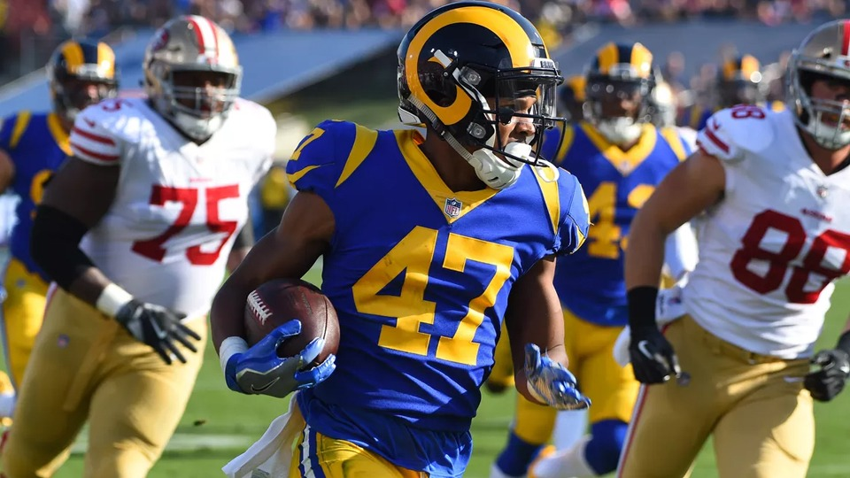 Rams vs 49ers - NFL Sunday Ticket October - Kimmyz on Greenway - Image Credit Jayne Kamin-Oncea-USA TODAY Sports