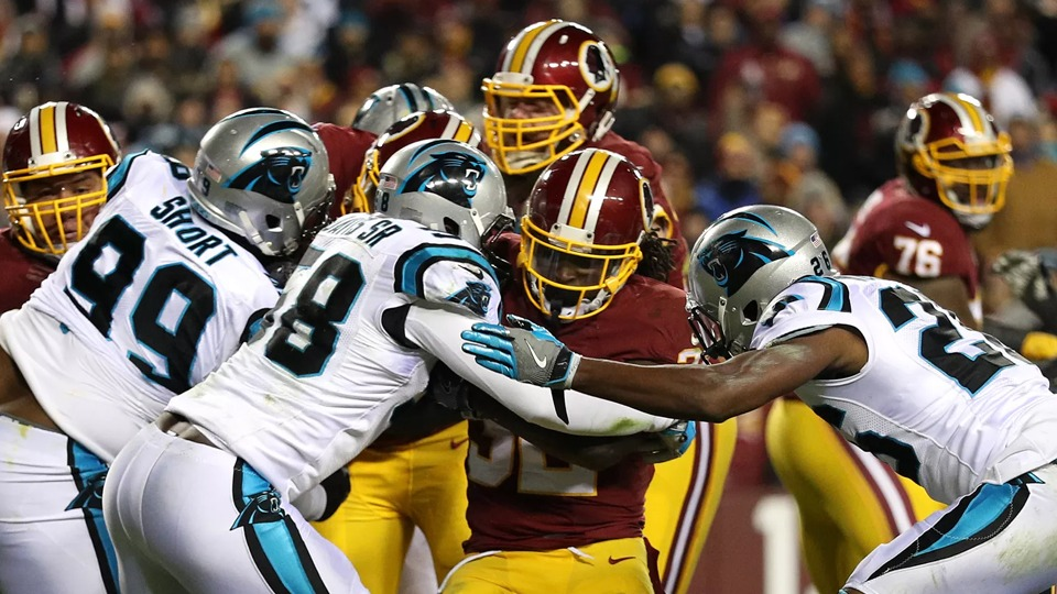 Redskins vs Panthers - NFL Package in Glendale - NFL Sunday Ticket Games in October - Kimmyz on Greenway - Image credit Getty Images