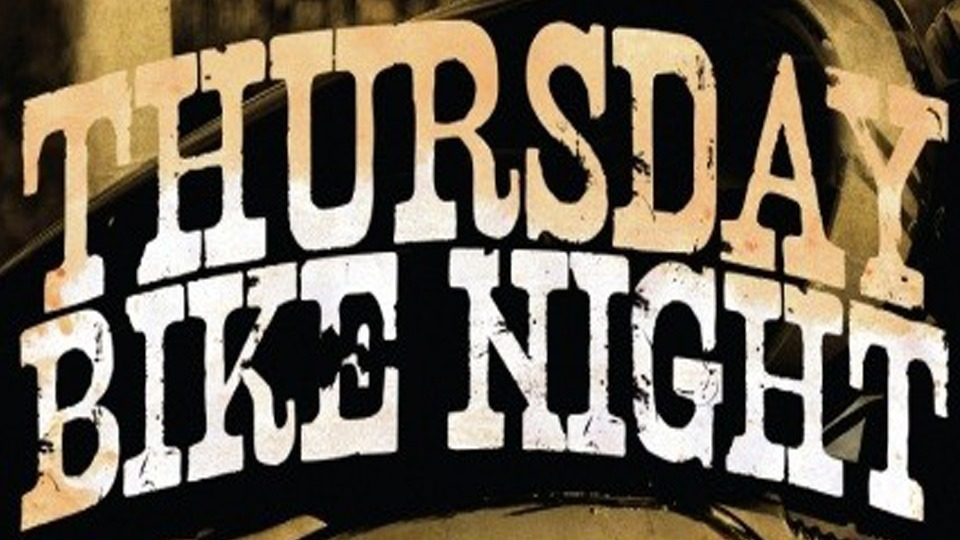 Thursday Bike Night in Glendale - Kimmyz on Greenway
