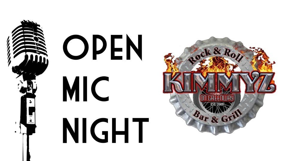 Tuesday May 14th 2019 Open Mic Night Glendale Kimmyz on Greenway