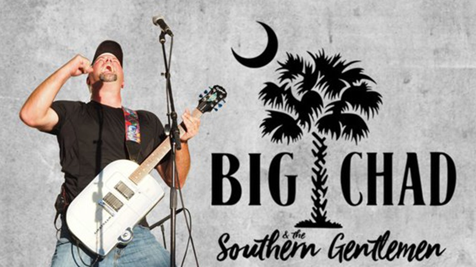 Saturday June 29th 2019 Big Chad & the Southern Gentlemen Live Music Glendale Kimmyz on Greenway