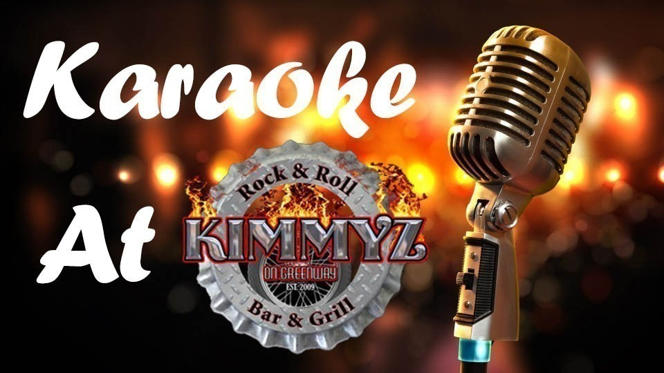 Monday August 12th 2019 Karaoke Night Glendale Kimmyz on Greenway