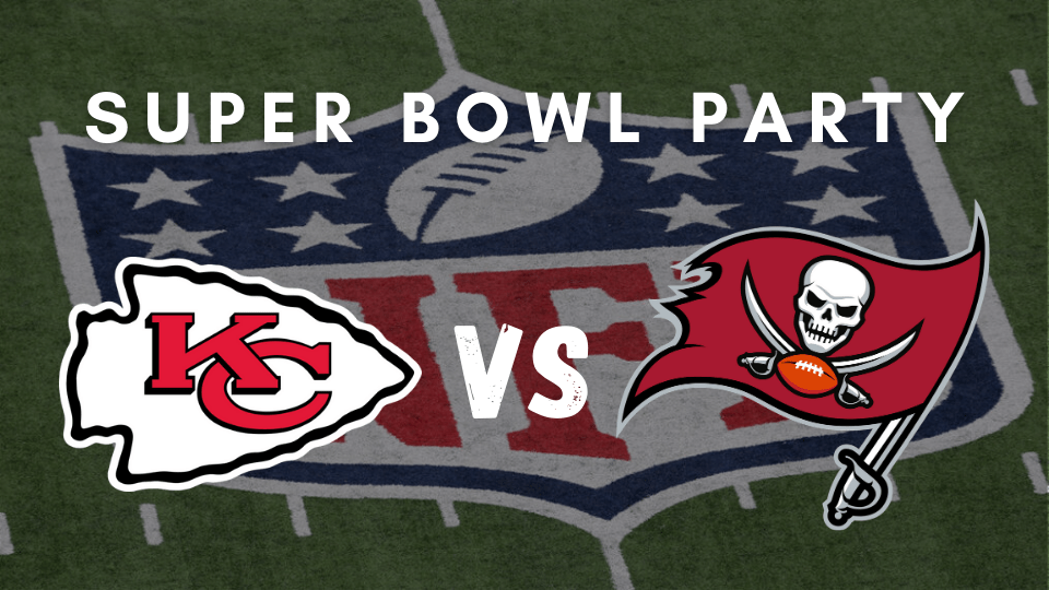 Sunday February 7th 2021 Super Bowl Party Glendale at Kimmyz on Greenway