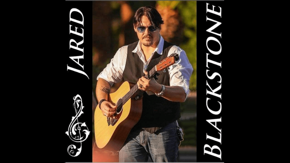 Wednesday July 7th Live Music in Glendale with Jared Blackstone at Kimmyz on Greenway